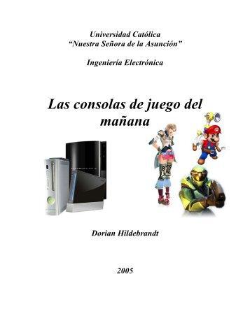 Las consolas del maana - JEUAZARRU.com