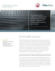 Partner Overview - F5 Networks