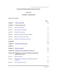 Control de encaje legal Sección 1 - Felaban