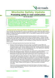 July 2012 - National Work Zone Safety Information Clearinghouse