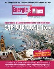 Revue n° 11 - Ministère de l'énergie et des mines