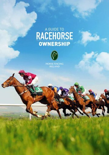 Owners Guide - Horse Racing Ireland