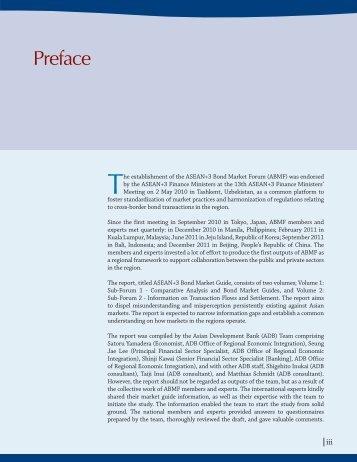 Preface - Asian Development Bank