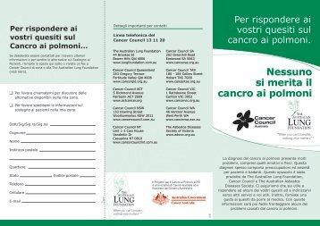 ALF LOTE italian a - Lung Foundation