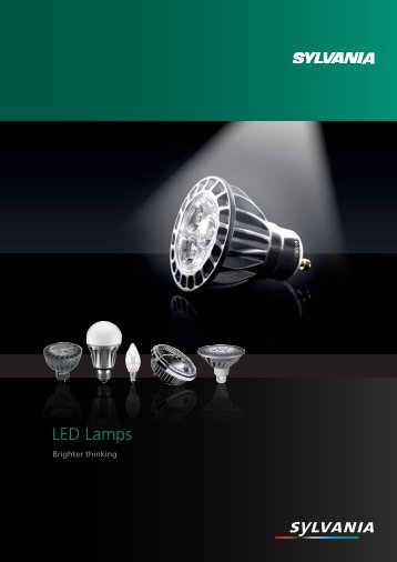 LED Lamps - Havells-Sylvania