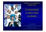 Creazione di casi di comunicazione difficile - Data