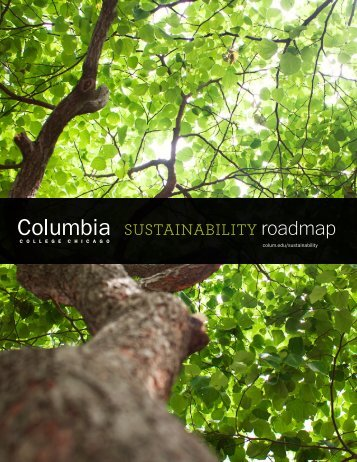 SUSTAINABILITY roadmap - ACUPCC Reports - Climate Commitment