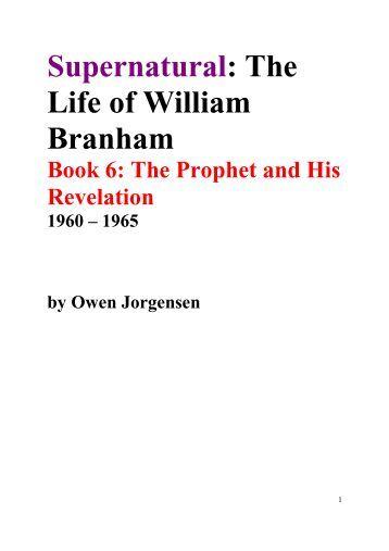 william marrion branham messages pdf