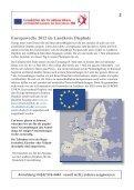 EUROPAWOCHEN Programm - Seite 2