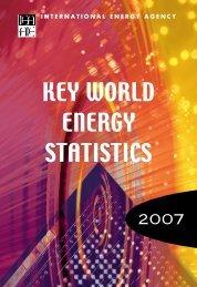 Key World Energy Statistics 2007 - Deres