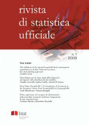 Testo del volume - Istat.it