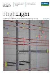 HighLight 53 - DNV Kema