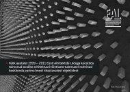 võistlus - Eesti Arhitektide Liit