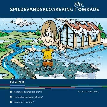 SPILDEVANDSKLOAKERING I OMRÅDE - Aalborg Forsyning