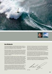 Dear Windsurfer - Neil Pryde