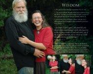Wisdom - No Greater Joy Ministries