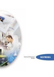 Annual Report 2000 - Kemira