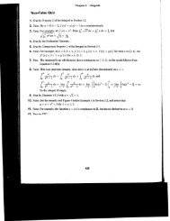 Chapter 5 - answers to book review problems
