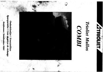 Combi serie 01 - Agromix