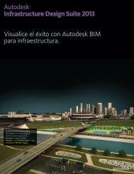 Autodesk Infrastructure Design Suite 2013 - Autodesk International ...
