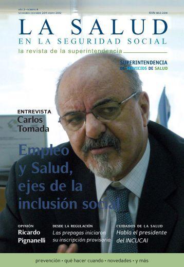 Revista Año 2 Nº 8 - Superintendencia de Servicios de Salud