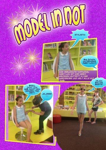Model in Not