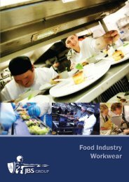 Food Industry - JBS Group