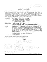 ZDE - Exekutorský úřad Praha 4 JUDr. Jana Tvrdková