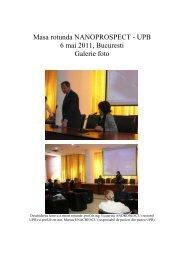 UPB 6 mai 2011, Bucuresti Galerie foto - IMT