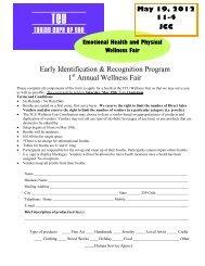 Vendor Registration Form - Cattaraugus County