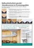 Trockenbau Akustik - BER Deckensysteme GmbH - Seite 6