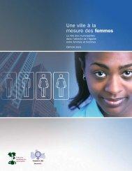 Une ville à la mesure des femmes - AIMF