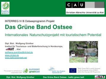 Das Grüne Band Ostsee - Baltic Green Belt - Christian-Albrechts ...