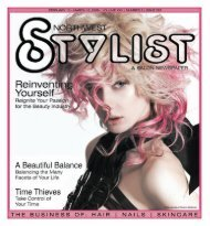 0209 NW Stylist.indd - Stylist and Salon Newspapers