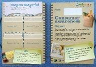 Consumer Awarness work book.pdf (5.36 MB) - Food a fact of life