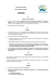 Satzung SÜD LK GER e.V._Version27032007 - Südpfalz Tourismus