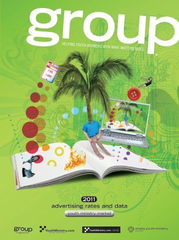 2011 advertising rates and data - YouthMinistry.com