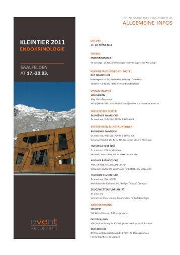 Programm (pdf) - Vet-congress