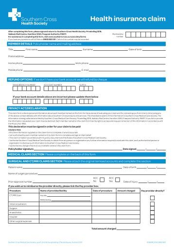 Maternity Claim Form Laya Healthcare
