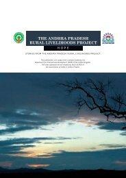 HOPE Case Studies - Andhra Pradesh Academy of Rural ...