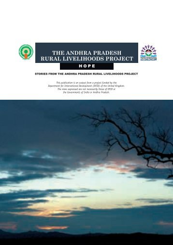 HOPE Case Studies - Andhra Pradesh Academy of Rural ...