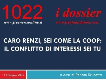 1022-CARO-RENZI-SEI-COME-LA-COOP-IL-CONFLITTO-DI-INTERESSI-SEI-TU