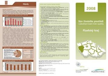 Plzeňský kraj - CENIA, česká informační agentura životního prostředí