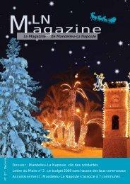Le Magazine de Mandelieu-La Napoule