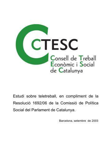 document - CCOO de Catalunya