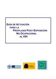 guía de actuación para la profilaxis post-exposición no ocupacional ...