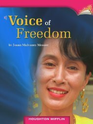 Lesson 24:Voice of Freedom