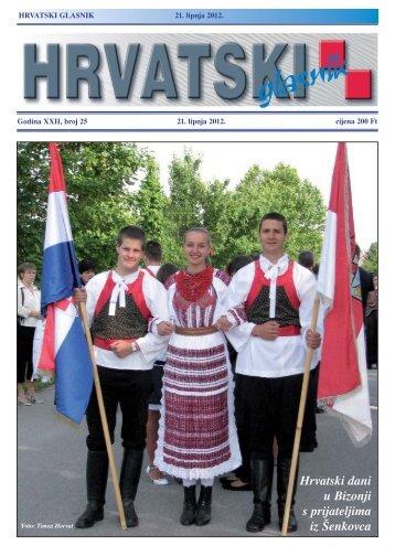 25. broj 21. lipnja 2012.