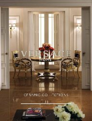 download pdf - Versace Home