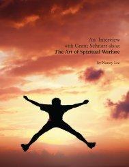 The Art of Spiritual Warfare - Grant Schnarr
